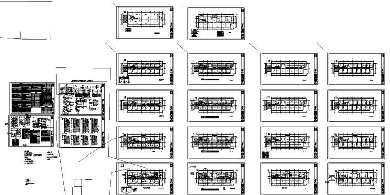 山东华春现代生物医药产业基地项目施工图