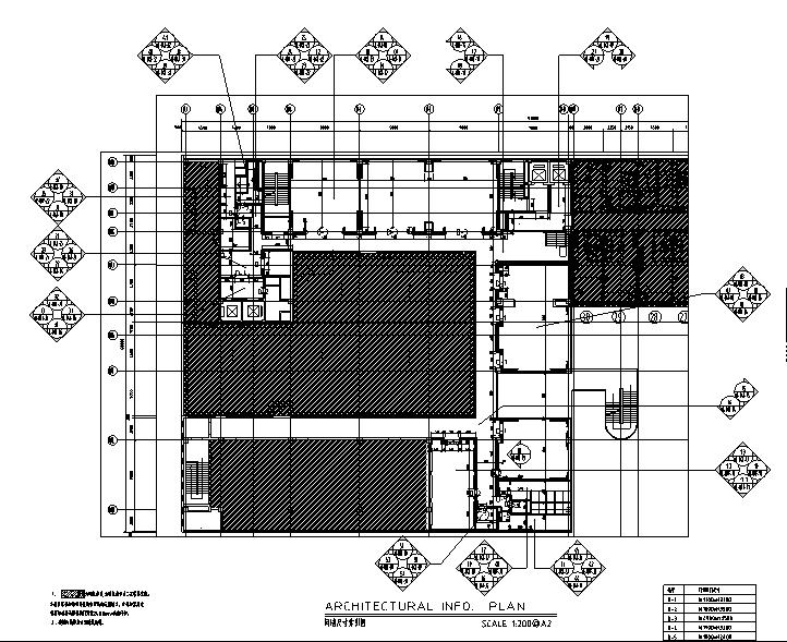 【重庆】48000平方酒店设计施工图(附效果图)_3