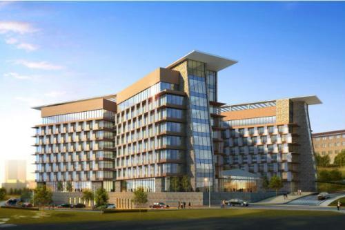 新沂市中医医院迁建新院工程