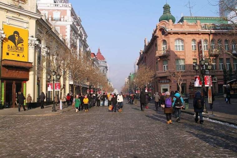 商业景观|步行街设计的几大要点