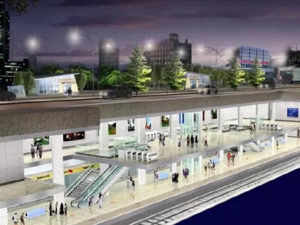 地铁车站精装修工程投标施工组织设计508页