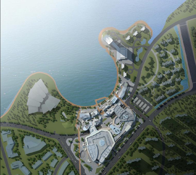 [无锡]超高层现代风格多功能万象城项目建筑设计方案文本