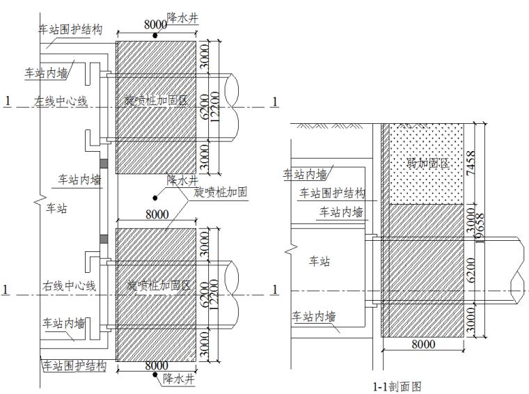 郑州市轨道交通5号线两站两区间土建工程施工组织设计(近500页)