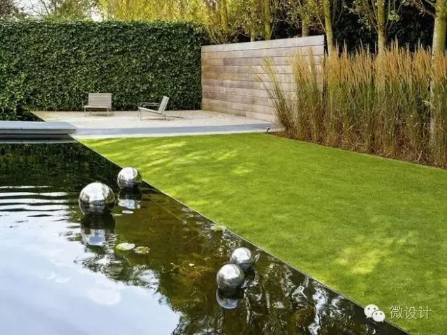 有了院子,一定要造一个水景_6