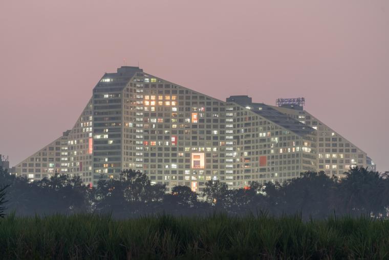 印度浦那未来之塔建筑-0176_Future_Towers_Pune_©Ossip