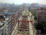亚洲最长的地铁单体车站主体工程完工
