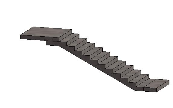 自动楼梯的皮带和支座画法