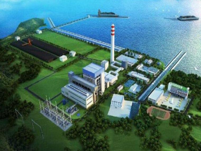 [印尼万丹]超临界燃煤电厂施工组织设计(221页)