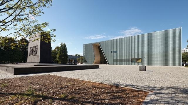 波兰犹太人历史博物馆第4张图片