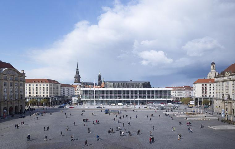 德国德累斯顿文化宫