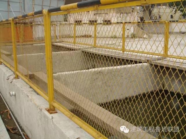 安全文明标准化工地的防护设施是如何做的?_53