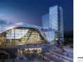 [广东]长城笋岗城市综合体项目设计方案(附cad图纸)