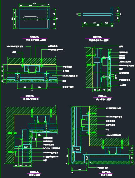 15个新增幕墙图块及82个幕墙施工组织设计