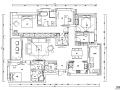 高级木质空间别墅设计施工图(附效果图)