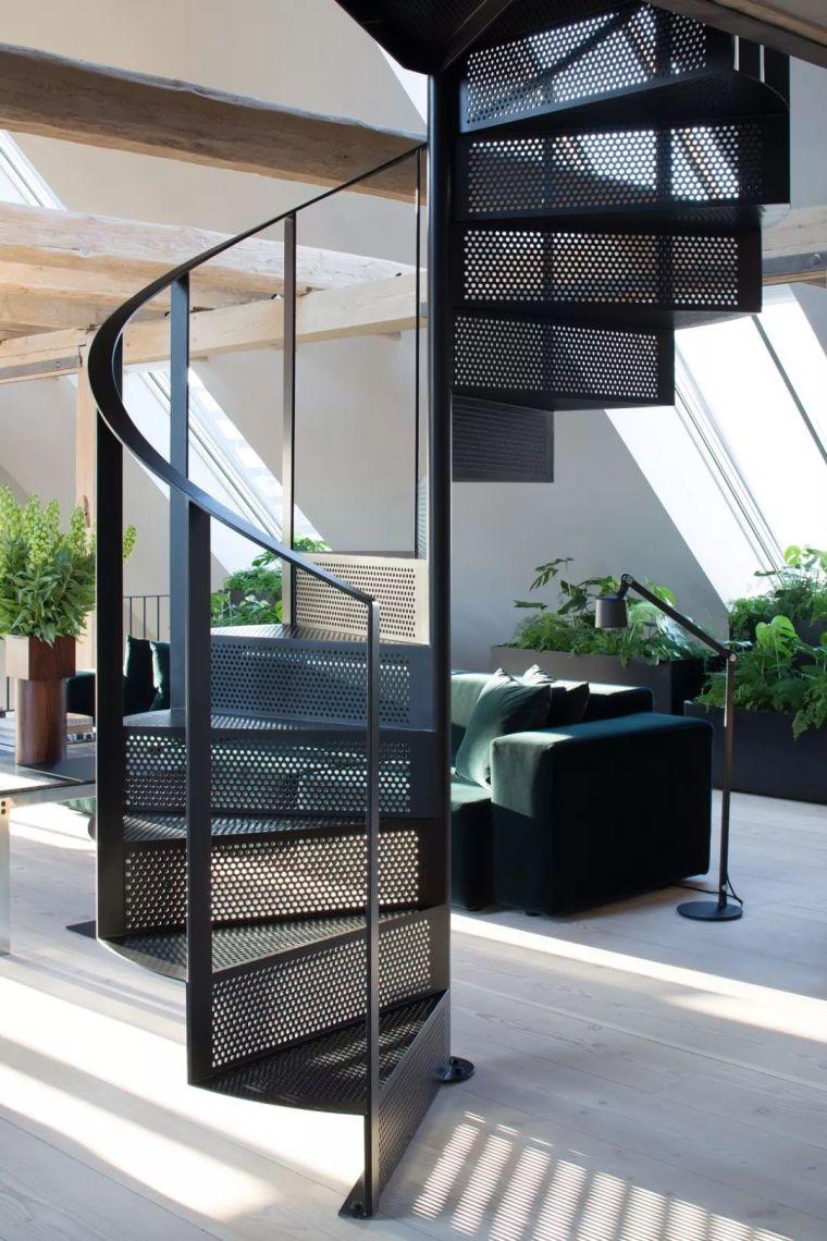 最美的北欧风Loft设计,纯粹、自然、极致!_7