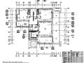 [重庆]万科复古奢华复式洋房设计施工图(附效果图+材料表)