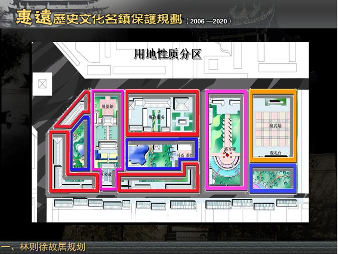惠远历史文化名镇保护规划设计方案