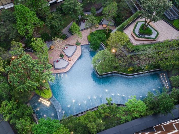 泰国MoriHAUS住宅景观