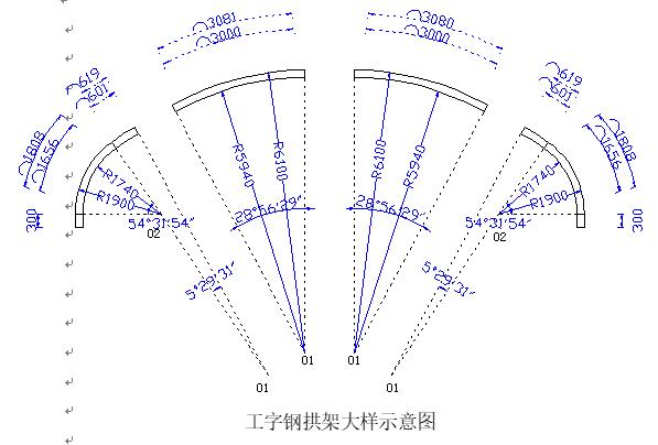 轨行区模板脚手架施做二衬支撑体系结构计算书_2