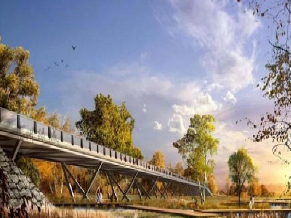 景观桥梁的设计理念