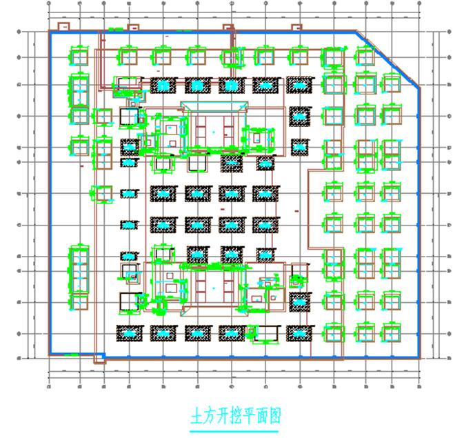 BIM技术在陕西人保大厦的应用_9