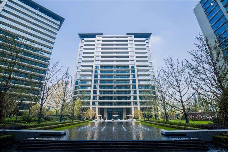 居住区|杭州示范区景观设计项目盘点_4