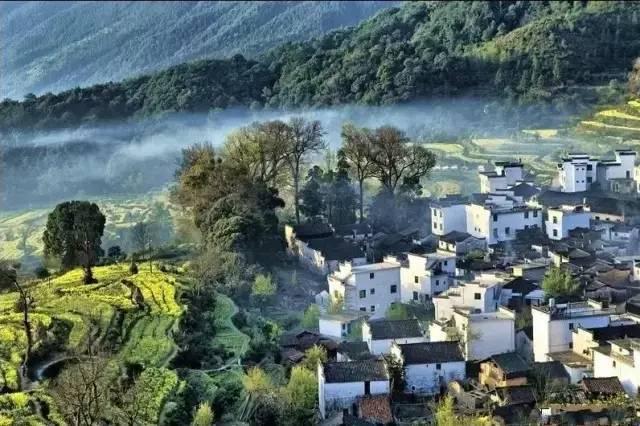 乡村是传统文化的根基所在