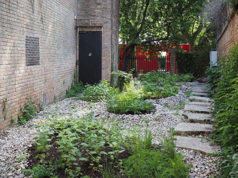 意大利eljardín(in)temporal花园
