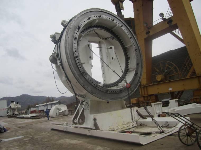 建筑节能施工小结资料下载-水利隧洞开敞式TBM组装小结