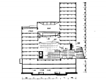 北京网通公司综合业务楼结构设计