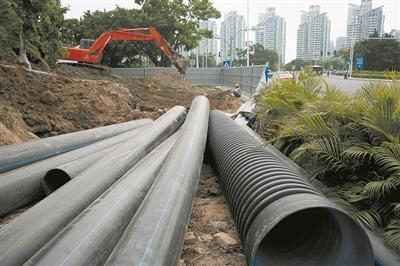 [吉林]农安县东绕越污水干管改造截流工程施工方案