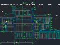 北京某别墅设计方案图