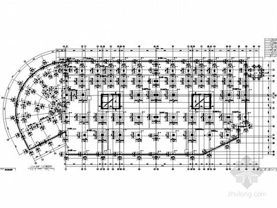 [旧城改造]15层框支剪力墙结构住宅结构施工图