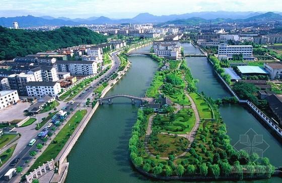 [江苏]闸站 驳岸 清淤 大堤等防洪工程规划细则合集