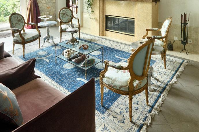 北欧风格大户型家装设计效果图