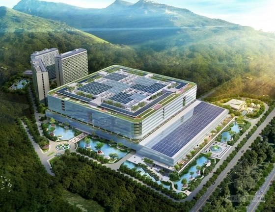 [深圳]全球最大基因研究中心项目建设工作汇报(80余页)