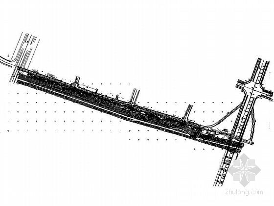 [安徽]城市河滨岸边景观设计施工图