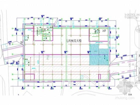 [安徽]深基坑放坡开挖及挂网喷射混凝土支护施工图(含计算书)