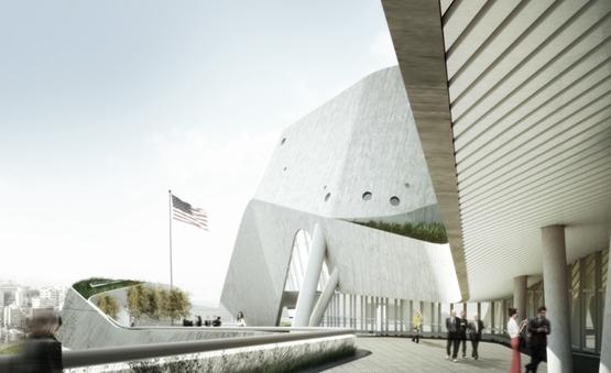 美国挑选建筑师设计在巴西的新大使馆