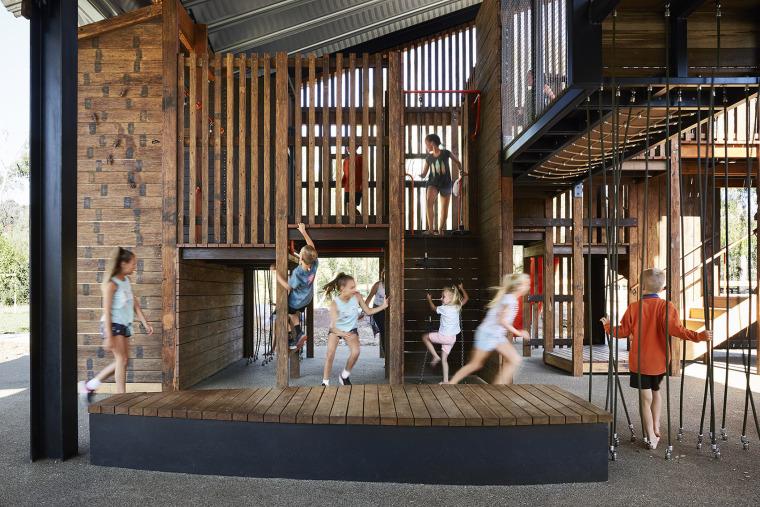 7天最热丨景观周周精选案例(2月18日~24日合辑)-005-eltham-north-playground-by-gardiner-architects