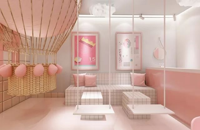 [分享]盘点网红门店的八大室内设计法宝图片
