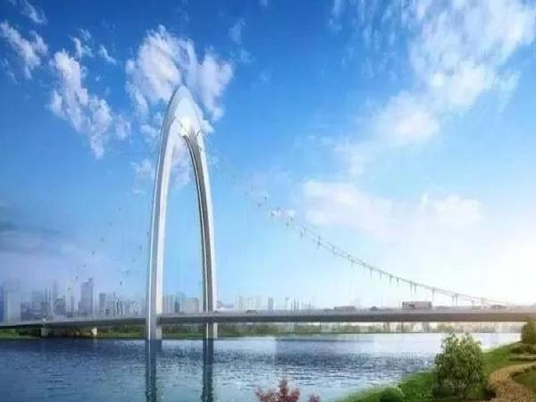 太原通达桥(原小店桥)改造工程施工进展最新照片!