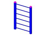 bim软件应用-族文件-肋木