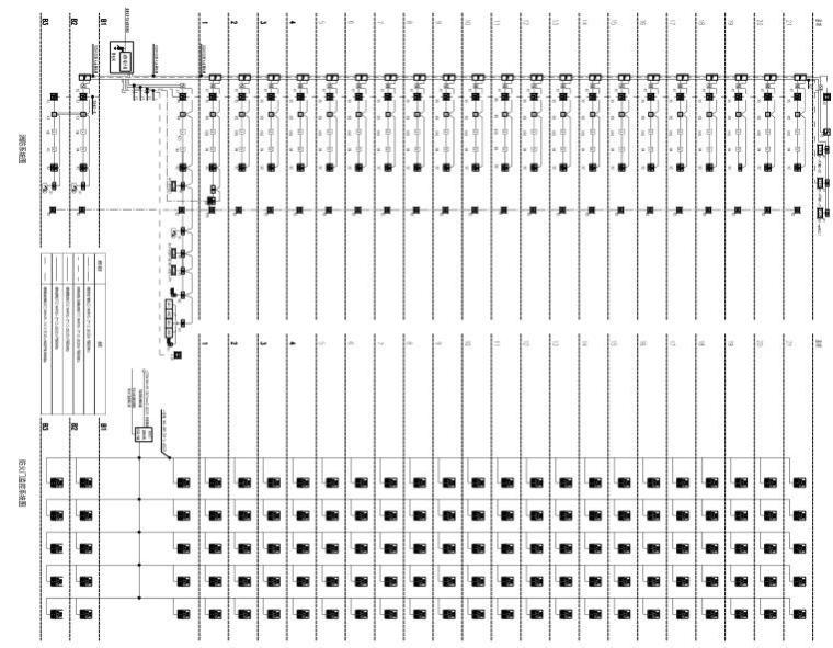 北京住宅配套公建电气施工图