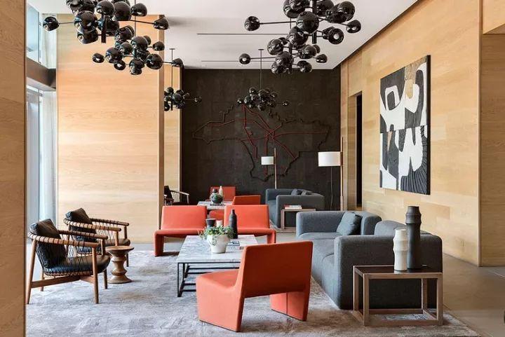 一个有灵魂的室内空间,怎能少得了艺术品!