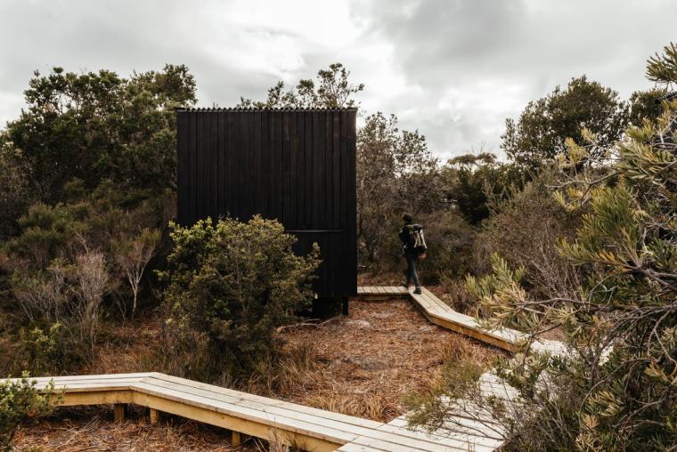 澳大利亚威廉山国家公园徒步宿营点-4
