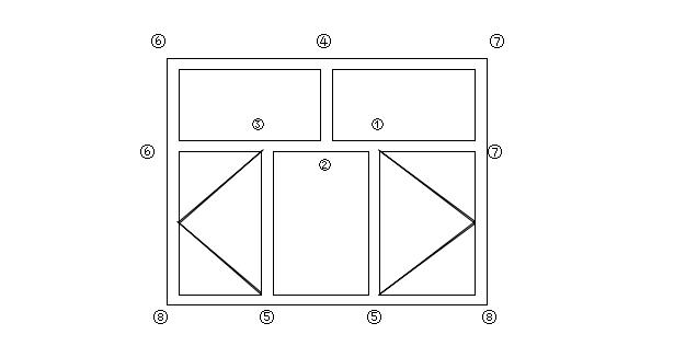 塑钢门窗工程施工组织设计方案