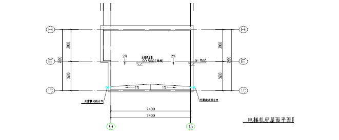 住宅楼屋面工程施工方案