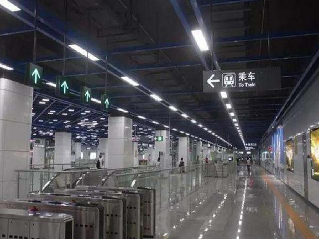两线换乘地铁站及盾构区间机电工程设计图纸437张CAD(给排水通风空调,配电照明)