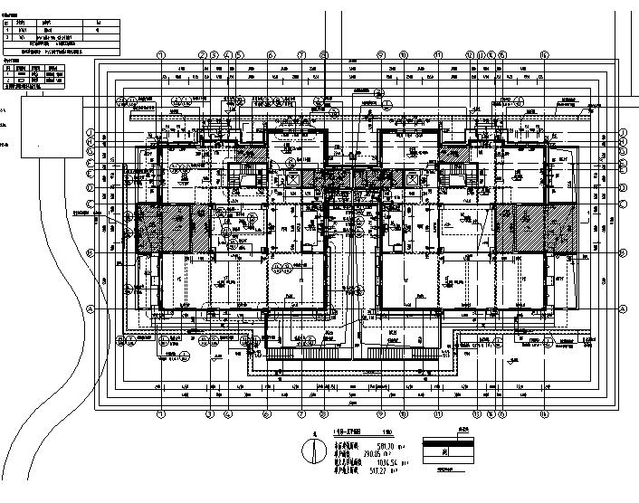 [知名地产]17栋联排式及独栋别墅建筑施工图合集-[合集]17栋知名地产联排式及独栋别施工图(16年含结构专业)_3
